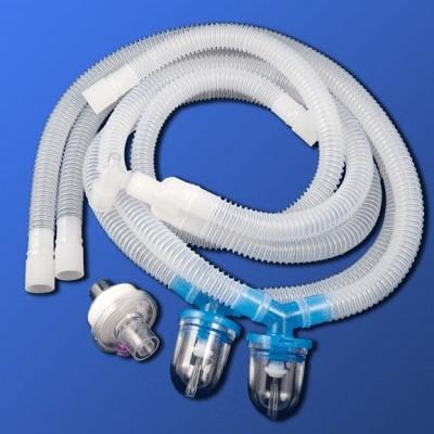 Circuit pentru ventilatie