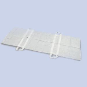 sac cadavre alb
