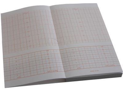 Hartie EKG Corometrics Ge Healtcare 116 150 145 115 170 120 4305BAO DAO 152mmX90mmX150coli