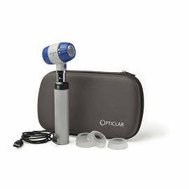 Dermatoscop OPTICLAR D SCOPE cu USB