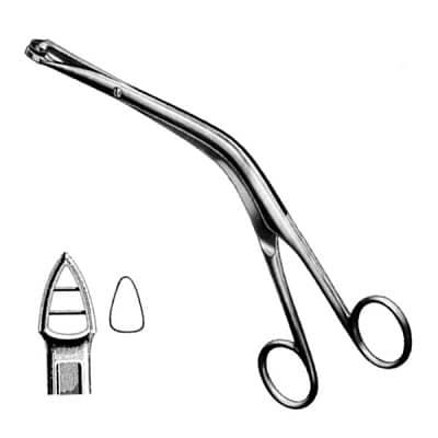 Pensa uterina biopsie Faure, 24cm