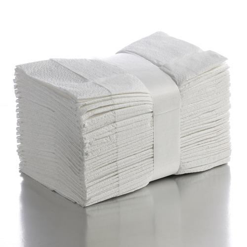 Prosoape albe tip V 21x25, 2 straturi, 3150 foi/bax