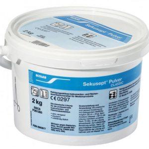 Dezinfectant de nivel inalt la rece – Sekusept Pulver Classic