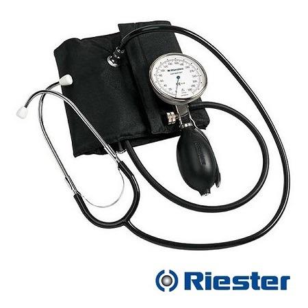 Tensiometru mecanic Sanaphon RIESTER cu stetoscop inclus