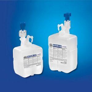 Barbotor oxigen cu apa sterila 350ml