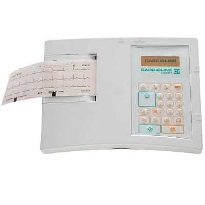 Aparat EKG CARDIOLINE AR600 ADV+I