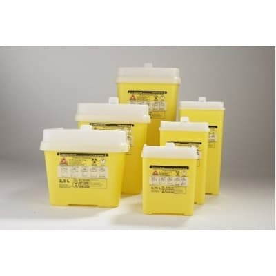 Cutie pericol bilogic intepatoare 0.75 litri