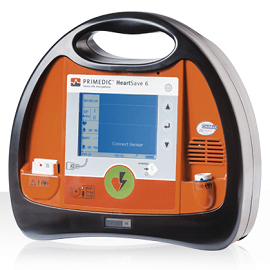 Defibrilator Primedic HeartSave AED-6