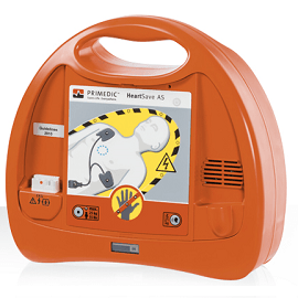 Defibrilator Primedic HeartSave AS - AUTOMAT
