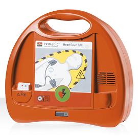 Defibrilator Primedic HeartSave PAD