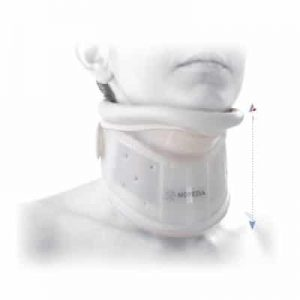 Guler cervical rigid cu barbie
