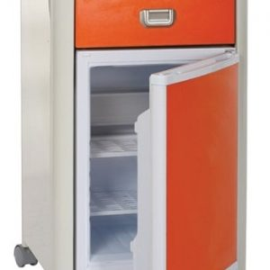 Noptiera salon spital cu frigider
