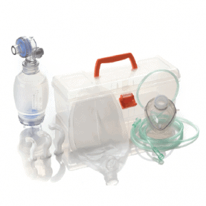 Kit resuscitare balon Ruben - pediatric autoclavabil