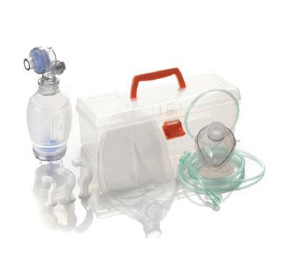 Kit resuscitare balon Ruben - pediatric autoclavabil