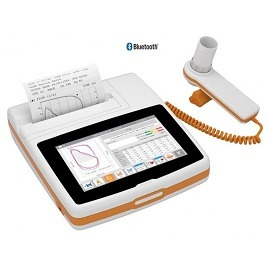 Spirolab NEW IV cu Bluetooth si SPO2