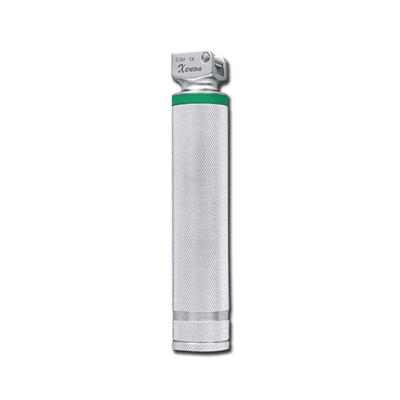 Maner laringoscop reincarcabil din metal pentru adulti LED 3.5 V Maner laringoscop reincarcabil LED pentru adulti Maner laringoscop reincarcabil 2.5 V Maner laringoscop reincarcabil FO