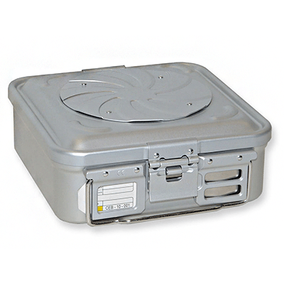 Container sterilizare 1 valva model mic