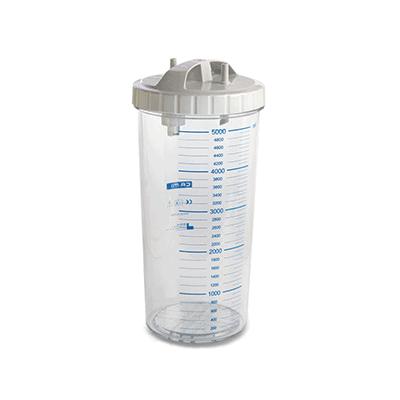 Borcan 5 L pentru aspirator chirurgical