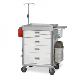 Troliu pentru Proceduri Medicale