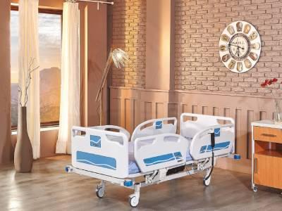 Pat pentru spital cu 2 motoare ZET4062