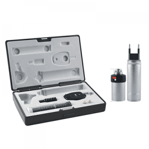 Set oto-oftalmoscop reincarcabil
