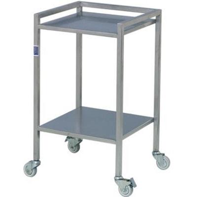 Cart aparatura medicala inox