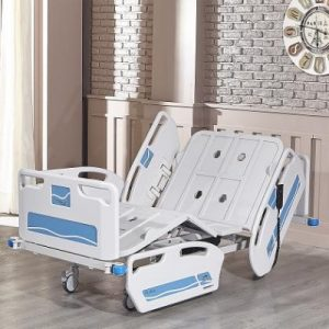 Pat pentru spital cu 2 motoare