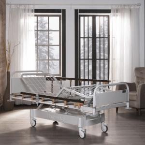 Pat spital electric 3 motoare