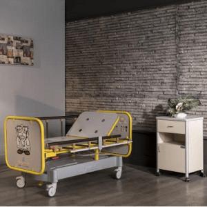 Pat spital pediatric cu 1 motor