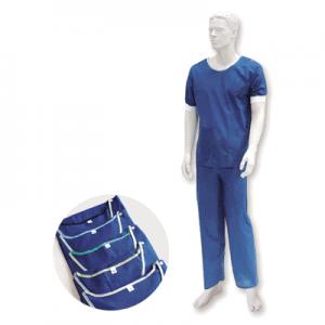 Camasa pijama chirurgicala cu maneca