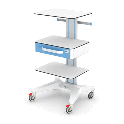 Carucior aparatura medicala