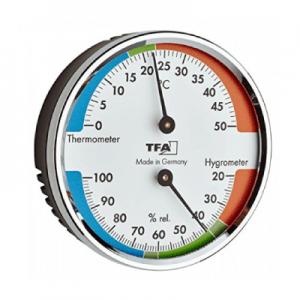 termohigrometru analog