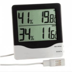 termohigrometru digital