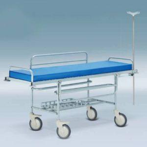 pat de spital mobil
