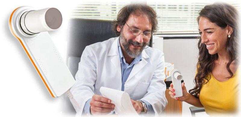 spirometre moderne