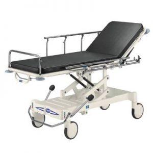 Targa hidraulica transport pacienti