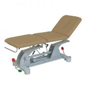 Canapea examinare medicala 3 sectiuni, electrica