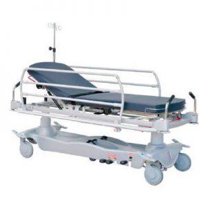 Targa de transport pacient