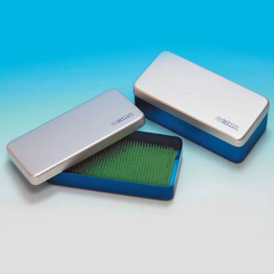 Cutie aluminiu pentru sterilizare instrumentar