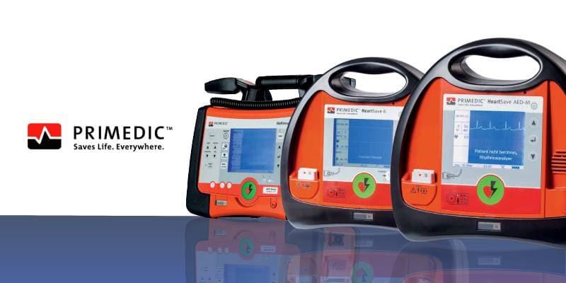 Defibrilatoare Profesionale Primedic