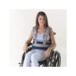 Centura fixare corp pentru scaun cu rotile