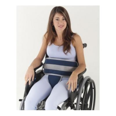 Centura fixare abdominla si perineala pentru scaun