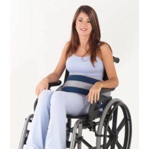 Centura fixare abdominala pentru scaun cu rotile