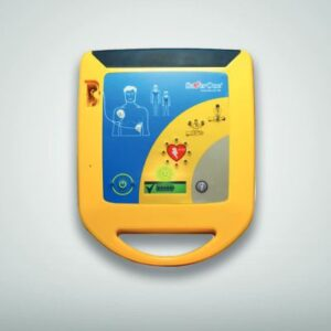 Defibrilator automat Saver One cu acumulator + incarcator