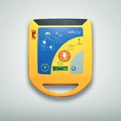 Defibrilator semi-automat Saver One cu acumulator