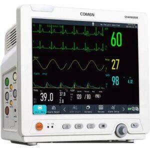Monitor COMEN STAR8000E pentru masurare EKG, PULS, RESP, TEMP