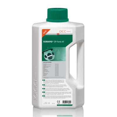 ISORAPID OP Forte AF, dezinfectant concentrat pentru suprafețe mari